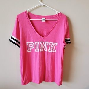 PINK by Victorias Secret Short Sleeve Tee  S